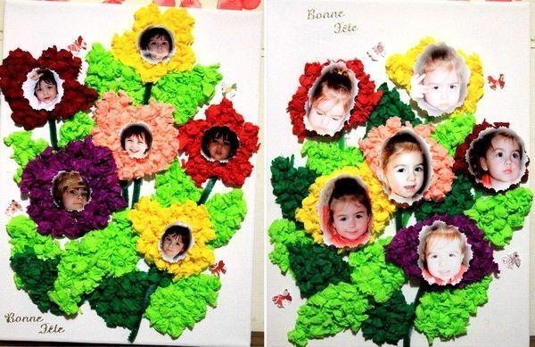 Ah ! Les belles fleurs .....