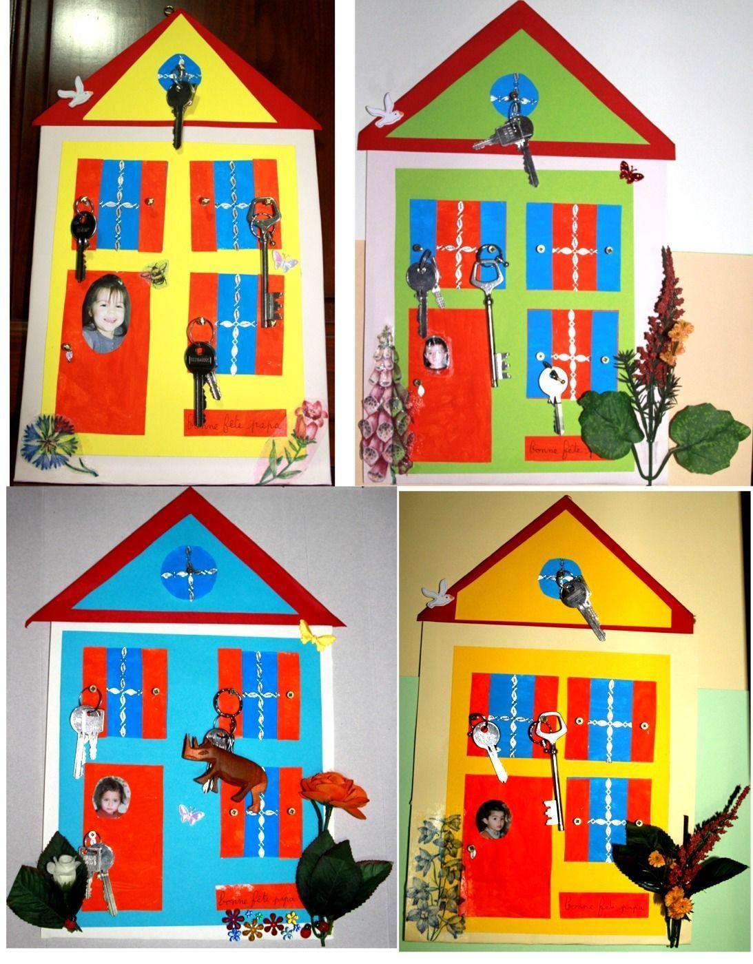 creation bricolage fete des peres. Black Bedroom Furniture Sets. Home Design Ideas